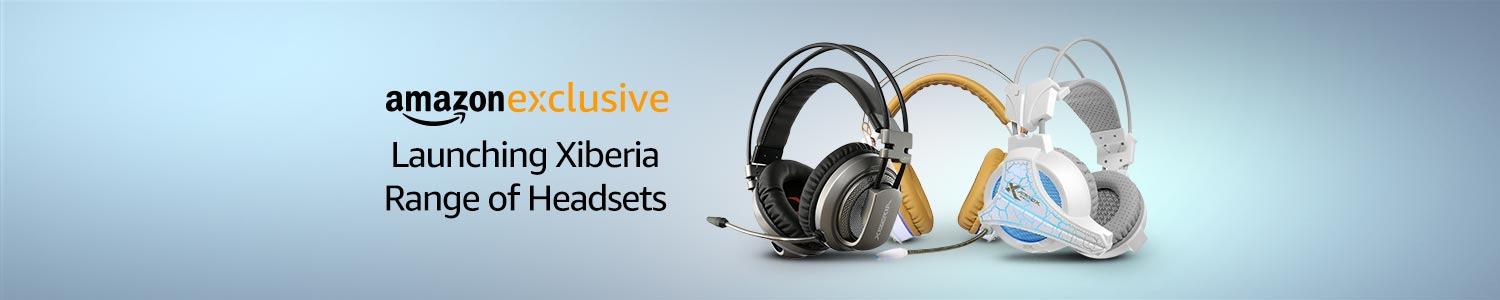 Launching Xiberia Range of Headsets